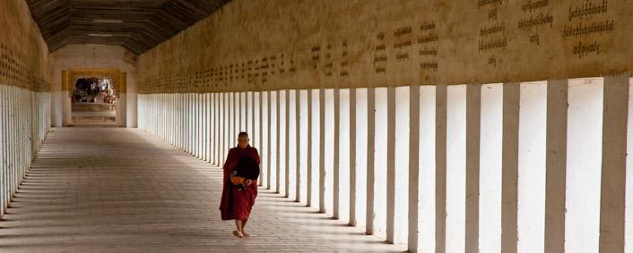 bagan et ces moines