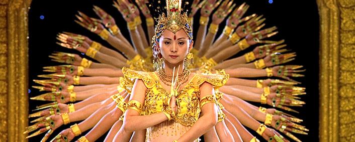Le film Samsara de Ron Fricke