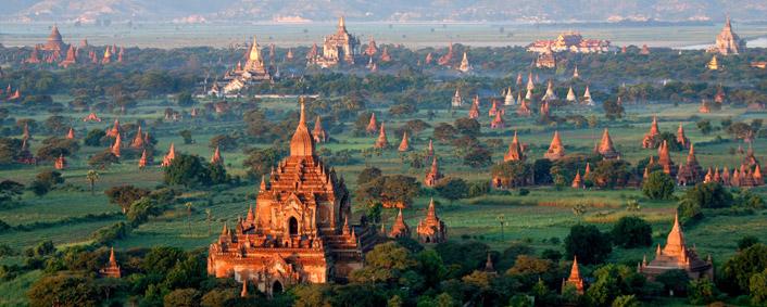 Nyaung Oo et Bagan