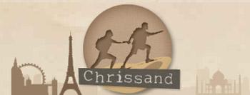 blog de voyage de chrissand