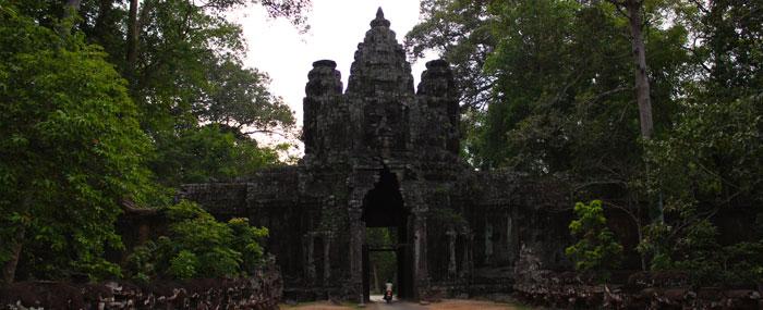 La cité d'Angkor