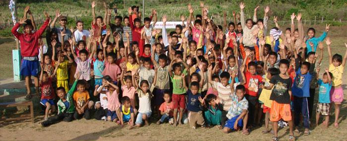 L'association «Sabaidee-Bonjour» au Laos