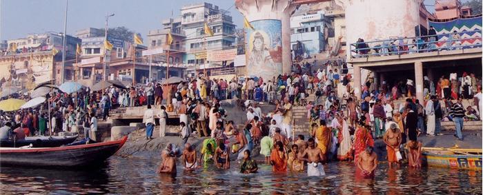 Varanasi association humanitaire