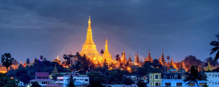 Rangoon: Birmanie