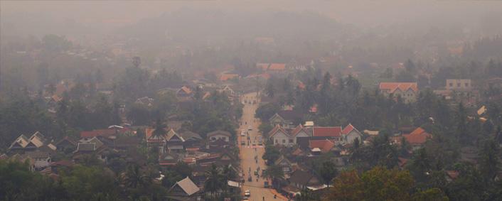 Luang Prabang, et ses alentours
