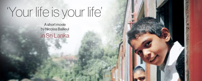 Your Life is your life, de Nicolas Bailleul